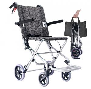 Foldable manual transit wheelchair Australia