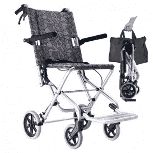 Foldable manual transit wheelchair Australia