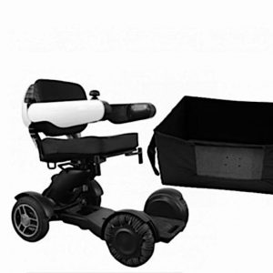 Foldable Electric Wheelchair Australia Shopping Basket