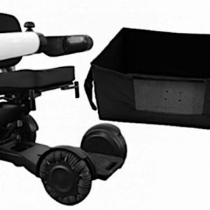 Foldable Electric Wheelchair Australia Shopping Basket