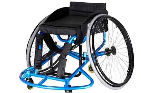 Basketball Professional Sports Wheelchair with Removable