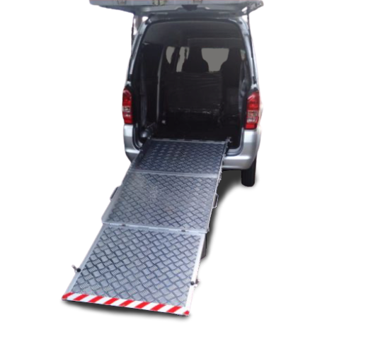 Wheelchair ramps for cars