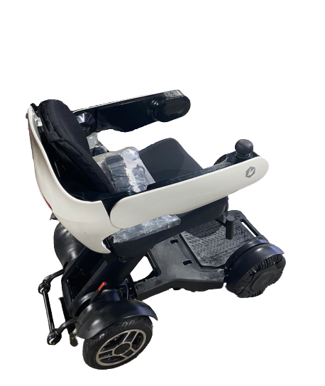 IGET1 Electric Scooter Wheelchair with omnidirectional Wheels