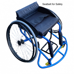 Sports wheelchair for sale at Gilani Engineering