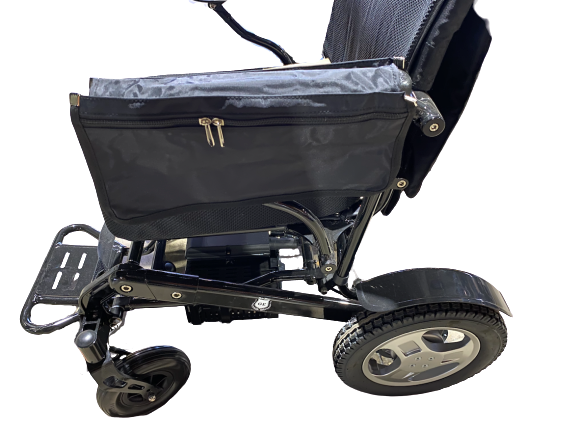 Assorted Armrest Mounted Side Bag for Wheelchairs, Mobility Scooters, Walking Frames and Relators Gilani Engineering