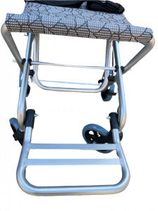 Transit Wheelchair Manual Foldable With Carry Bag, Lightest Chair On The Market for Sale
