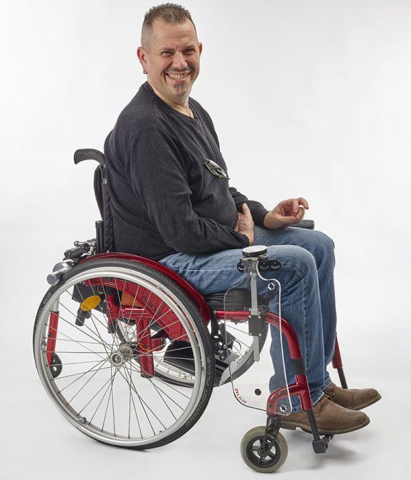 Motorized Wheelchair 8