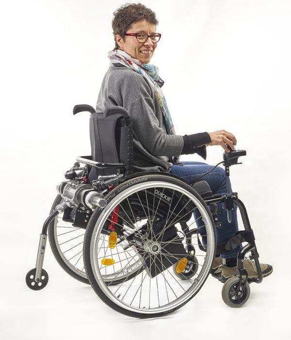 Motorized Wheelchair 5