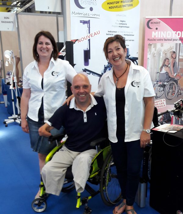 Motorized Wheelchair 10