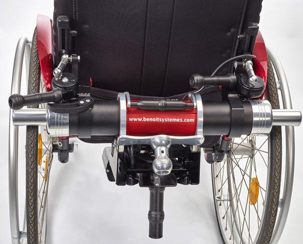 Motorized Wheelchair 3