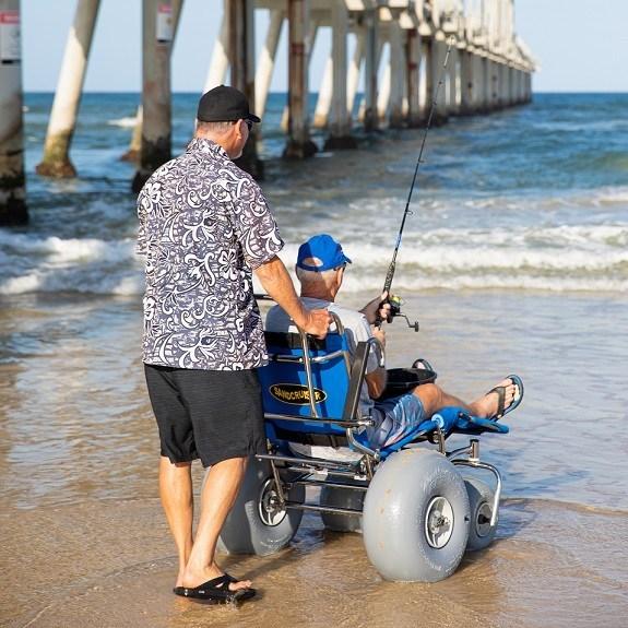 Sandpiper Paediatric Beach Wheelchair