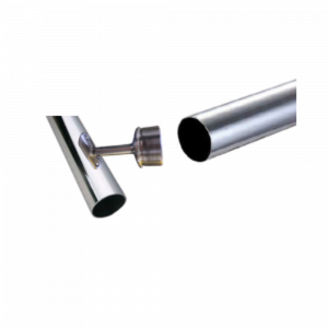 Post Mount Tubular Angle-Adjustable Stainless Steel Handrail Bracket