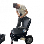 DED09 wheelchair Repair