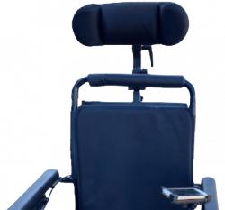 Headrest support for Electric and Manual wheelchair