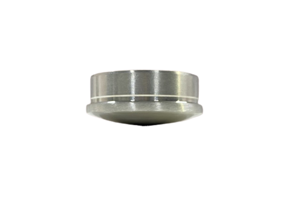 Stainless Steel Round End Cap Tube Fitting