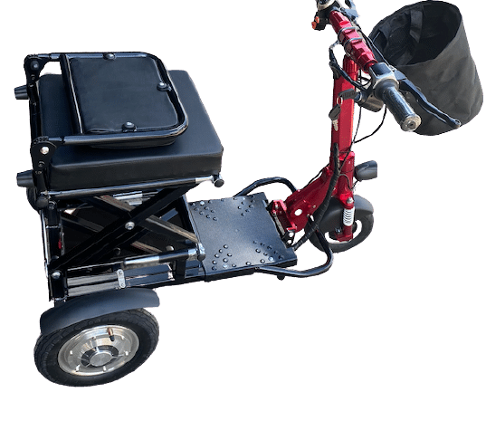 Folding Light Weight Mobility Scooter