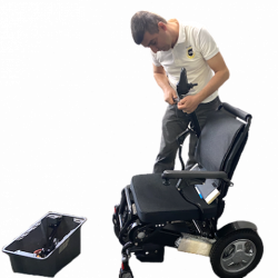 Mobility Repair and Service your Aid Care Mobility Equipment at Gilani Engineering