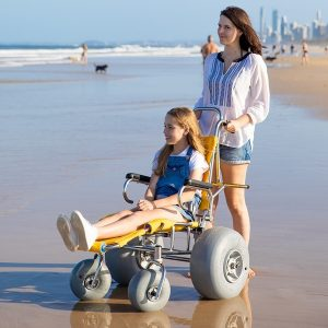 Sandpiper Paediatric  Beach Wheelchair