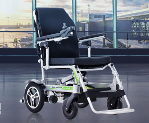Air Wheel Auto Folding Robot Wheelchair H3PS