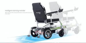 New Auto Folding Robot wheelchair
