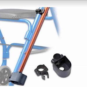 Crutch/Walking Stick Holder for Walkers Mobility Equipment Australia