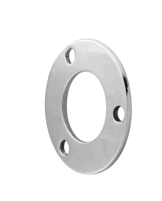 Strong Floor Mounted Pipe Base plate
