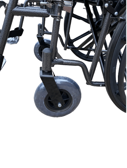 Foldable Bariatric Manual Wheelchair Extra Wide
