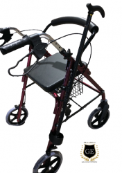 Crutch/Walking Stick Holder The Essential for Mobility Chairs