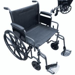Bariatric Foldable Manual Wheelchair Gilani Engineering