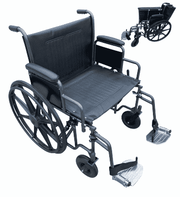 Bariatric Foldable Manual Wheelchair Gilani Engineering