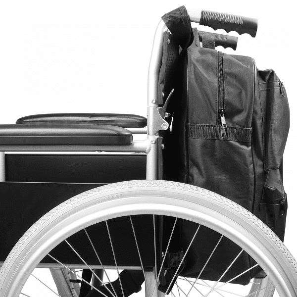 Supportive Wheelchair Storage Backpack - Gilani Engineering