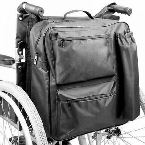 Wheelchair Storage Backpack Large for Heavy items Gilani Engineering