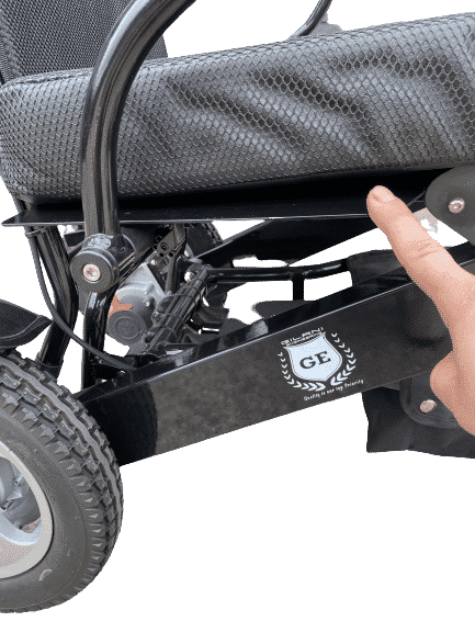 bariatric powered mobility electric wheelchair