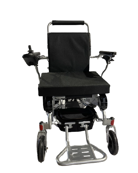 Bariatric Wheelchair Electric Mobility Folding Light-Weight Motorised Aid