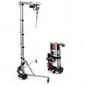 Portable Wheelchair Hoist Lifter for Mobility Wheelchairs and Scooters GILANI