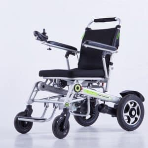 Auto folding lightweight Airwheel wheelchair