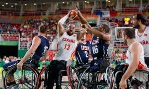 basketball wheelchair sports by Gilani Engineering