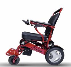 no.1 best light folding electric wheelchair falcon