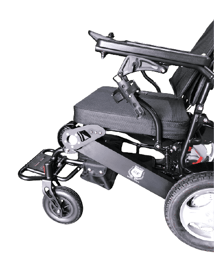 Bottle holder for wheelchairs, scooters, walking frames and bikes by Gilani Engineering