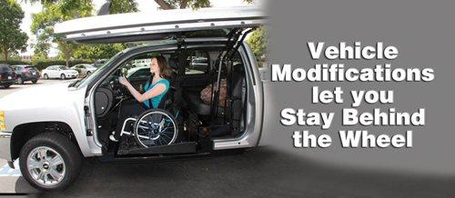 Disability Wheelchair Car Conversion