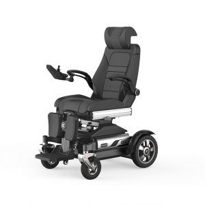 Standing Electric Wheelchair With Adjustable Seat and Backrest Manual Rotation Power Seat Lift GILANI ENGINEERING (Copy)