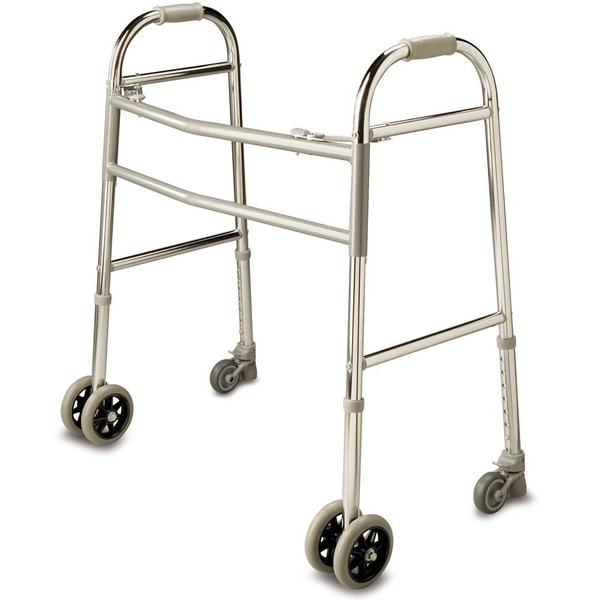 Heavy Duty Bariatric Walking Frame With Wheels GILANI ENGINEERING