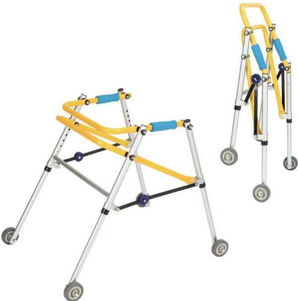 Paediatric Children Reverse Walking Posture Frame GILANI ENGINEERING