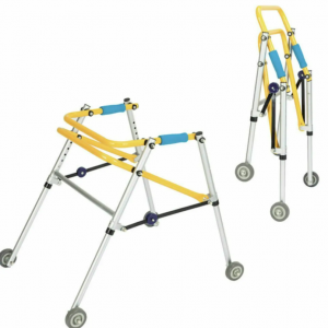 Paediatric Children Reverse Walking Posture Frame GILANI ENGINEERING