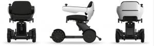 IGET1 Omnidirectional Wheels Electric Wheelchair