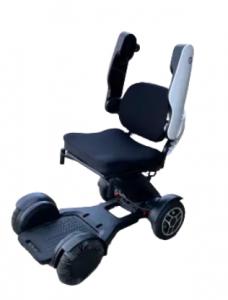 Gilani Engineering IGET1 Omnidirectional Power Chair Electric Wheelchair