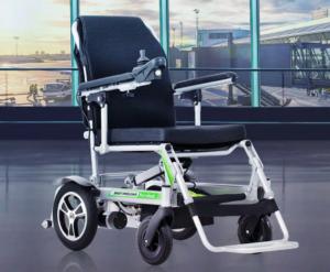 Autofolding Light-weight Electric Wheelchair
