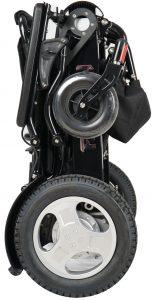 Black Falcon Foldable Electric Wheelchair Australia