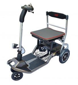 Electric Scooter for Disability Mobility Solutions