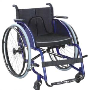 leisure Manual wheelchair light-weight 4 wheel wheelchair leisure sports wheelchair